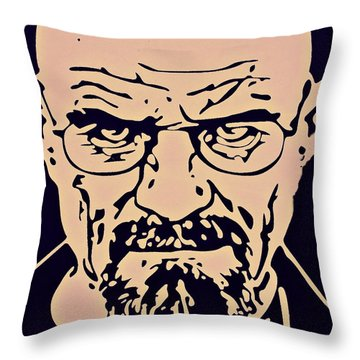 Cranston Throw Pillow by Movie Poster Prints