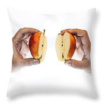Unir Throw Pillows