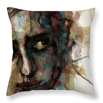 Creole Goddess Throw Pillow