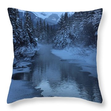 Throw Pillow featuring the photograph Crisp by Ramona Johnston