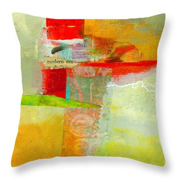 Crossroads 55 Throw Pillow