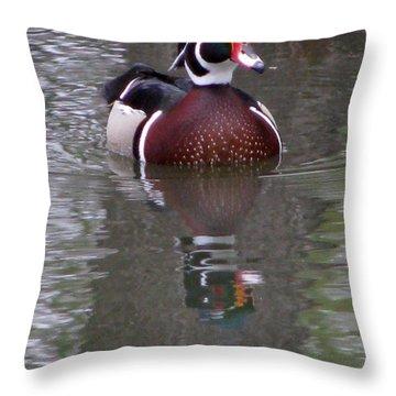Cruisin' Throw Pillow