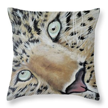 cub Throw Pillow