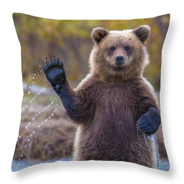 Cub Scouts Honor  Throw Pillow