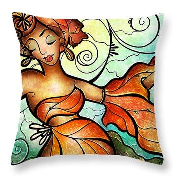 Cubana Throw Pillow