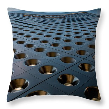 Throw Pillow featuring the photograph Cups by Glenn DiPaola