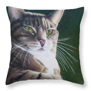 Royalty Throw Pillow