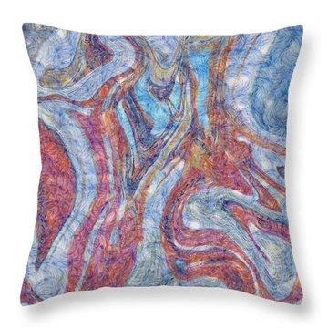 Cushion 3 Throw Pillow