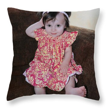 Made In Throw Pillows