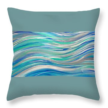 Cy Lantyca 1 Throw Pillow
