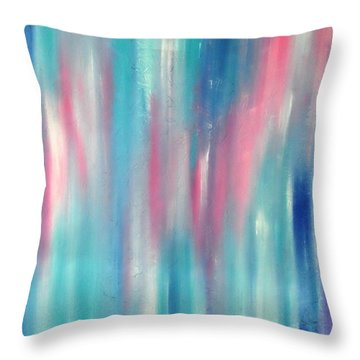 Cy Lantyca 7 Throw Pillow
