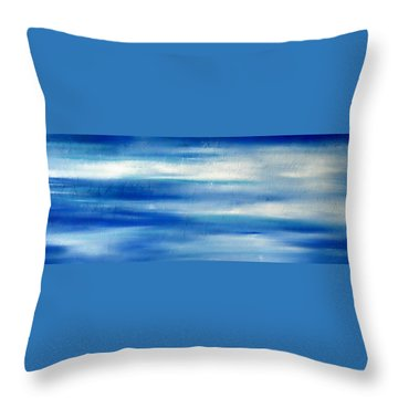 Cy Lantyca 8 Throw Pillow