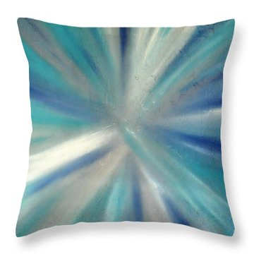 Cy Lantyca 9 Throw Pillow