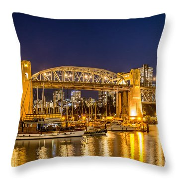 Dad's Favorite Throw Pillow