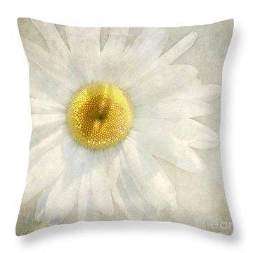 Daisy Divine Throw Pillow