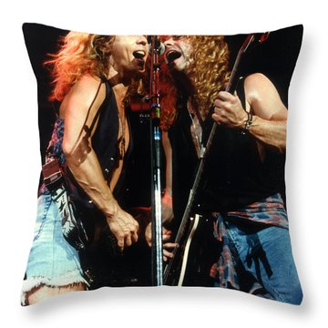 Damn Yankees-tommy N Jack Classic Throw Pillow by Gary Gingrich Galleries