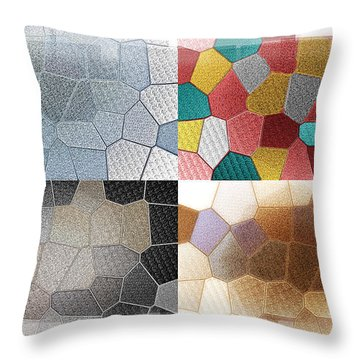 Dance Of Light Throw Pillow by Bill Cannon