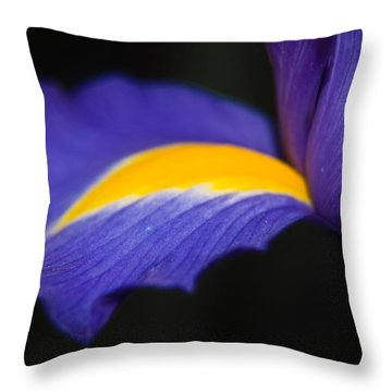 Dancing At Night Throw Pillow