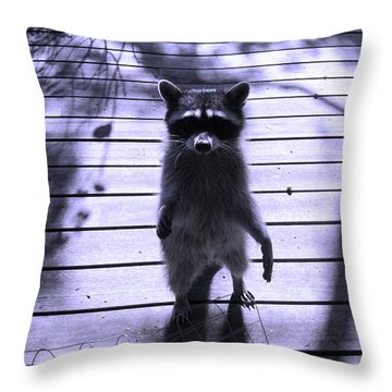 Dancing In The Moonlight Throw Pillow