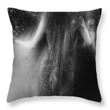 Dancing In The Moonlight... Throw Pillow