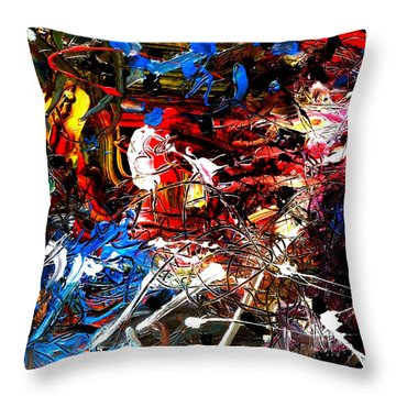 Micky Mouse Throw Pillow