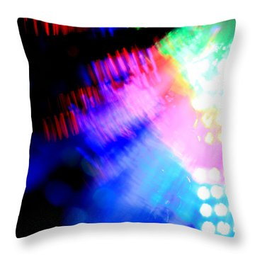 Dancing Queen Throw Pillow