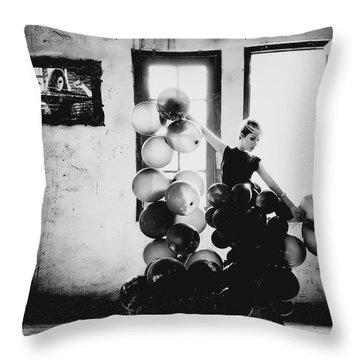 Window Throw Pillows