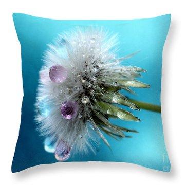 Dandy Candy Throw Pillow