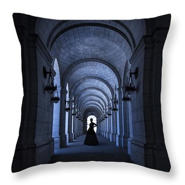 Dangerous Charm Throw Pillow