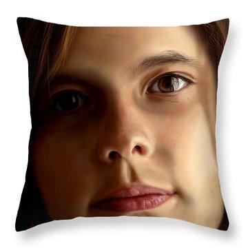 Dani Throw Pillow