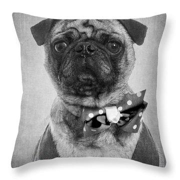 Dapper Throw Pillows