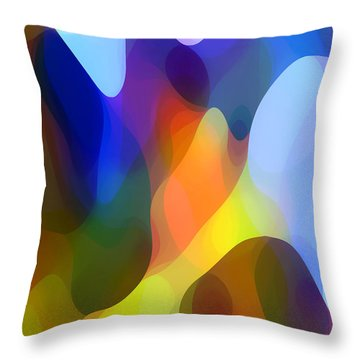 Dappled Light Throw Pillow
