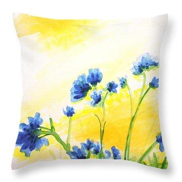 Daring Dream Throw Pillow