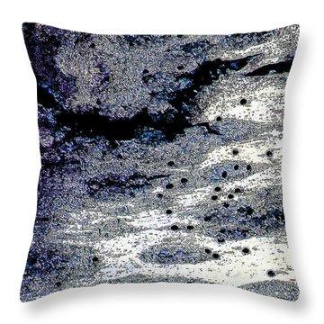 Dark And Light Throw Pillow by Stephanie Grant