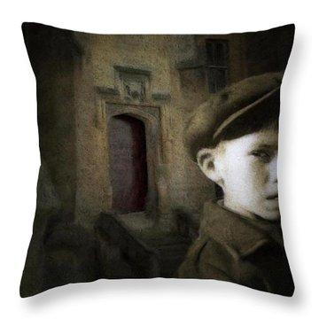 Dark Memories Throw Pillow by Gun Legler