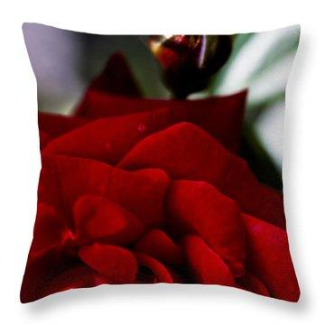 Dark Passion Throw Pillow