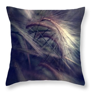 darkly series II Throw Pillow