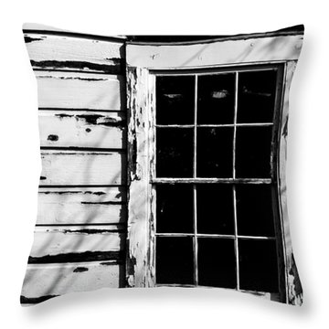 Darkness Throw Pillow by Beverly Parks
