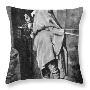 D'artagnan Throw Pillow