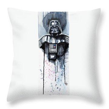 Darth Throw Pillows