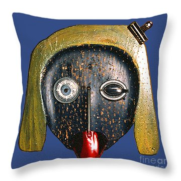 Data Entry Clerk  Throw Pillow
