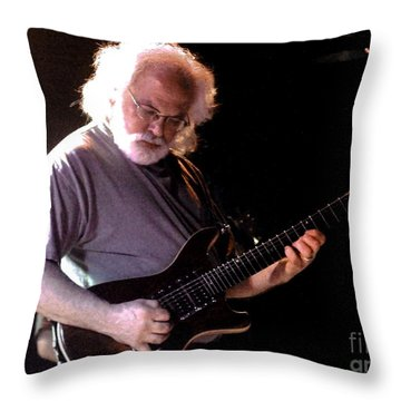 Dave's Not Here Man Throw Pillow by Jesse Ciazza