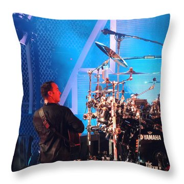 Dave Looks At Carter Throw Pillow