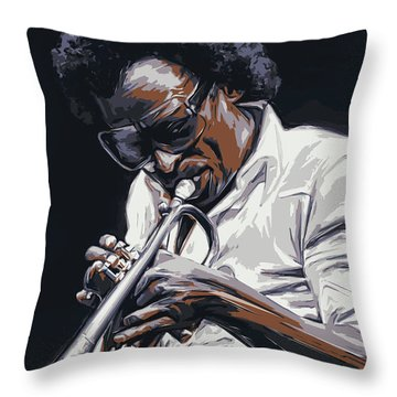 Davis Throw Pillow