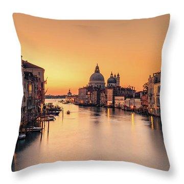 Dawn Throw Pillows