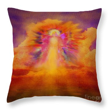 Dawn Sentinal Throw Pillow