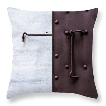 Day And Night 1 - Featured 3 Throw Pillow by Alexander Senin