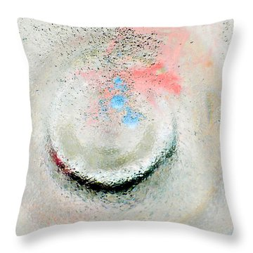 Day Mix With Sun Throw Pillow
