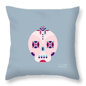 Macabre Throw Pillows