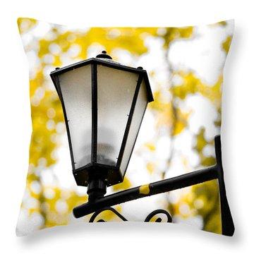 Daylight - Featured 3 Throw Pillow by Alexander Senin